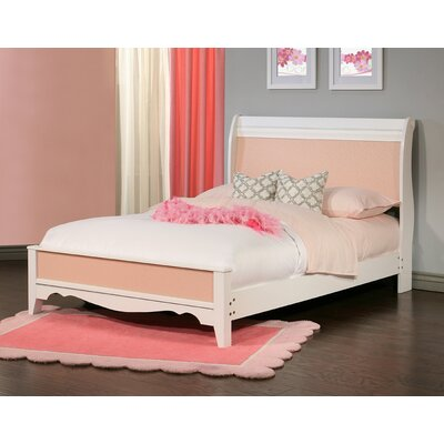Sabrina Sleigh Bed Size: Twin