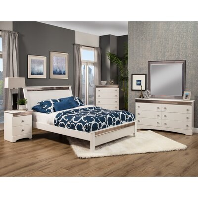 Celeste Panel Configurable Bedroom Set