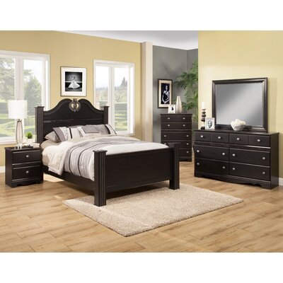 Vienna Panel Customizable Bedroom Set