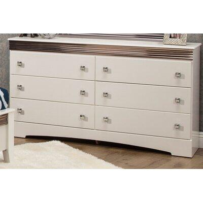 Celeste 6 Drawer Dresser