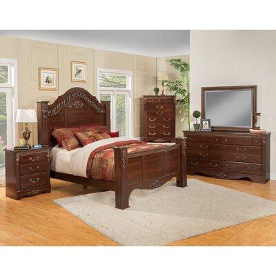 Raphael Panel Customizable Bedroom Set