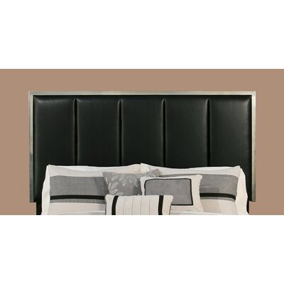 Lorelie Upholstered Panel Headboard Size: King