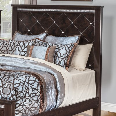 Borden Panel Headboard Headboard Size: King