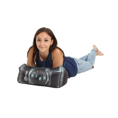 Camera Floor Pillow