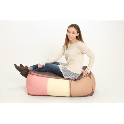 Ice Cream Sandwich Bean Bag Chair