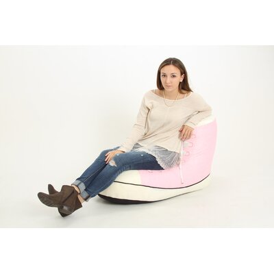 Pink Sneaker Bean Bag Chair