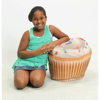 Cupcake Inflatable Bean Bag Chair