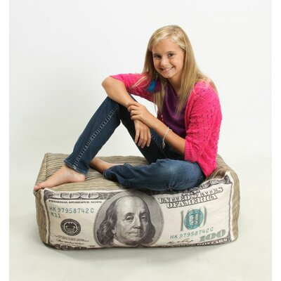 Money Inflatable Bean Bag Chair