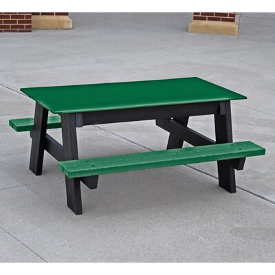 Purchase Recycled Plastic Kids Picnic Table - Image - 561
