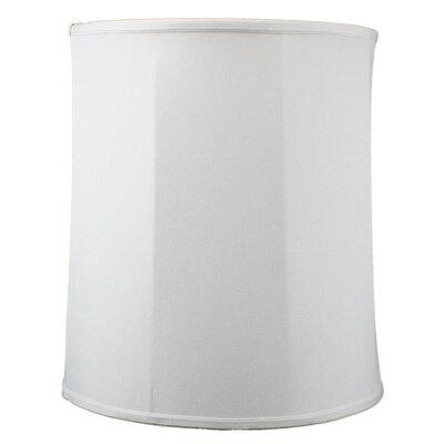 Premium 15 Linen Drum Lamp Shade