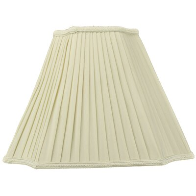 Classics 15 Shantung Empire Lamp Shade
