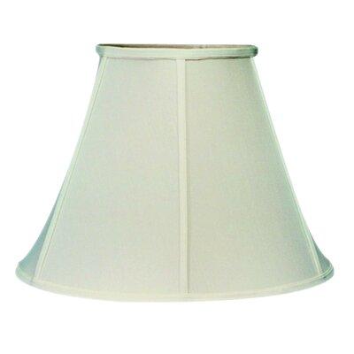 Classics Brass 17 Linen Bell Lamp Shade