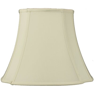Classics French Piped Deluxe 16 Shantung Bell Lamp Shade