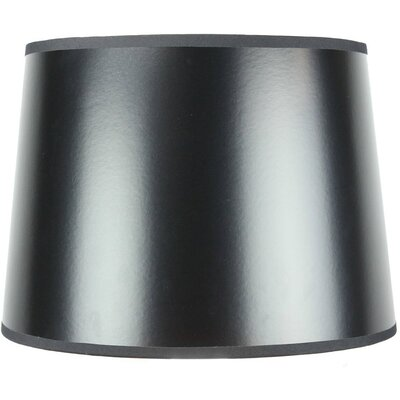Lined 14 Hardback Drum Lamp Shade