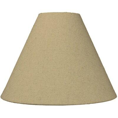 Classics Brass 11 Linen Empire Lamp Shade