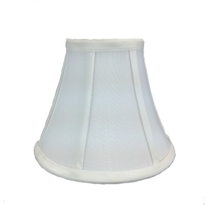8 Shantung Bell Lamp Shade