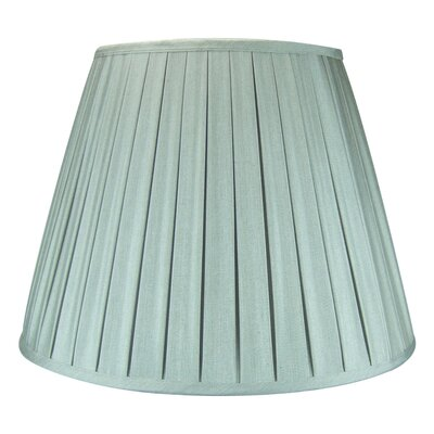 18 Metal Empire Lamp Shade Color: Gray