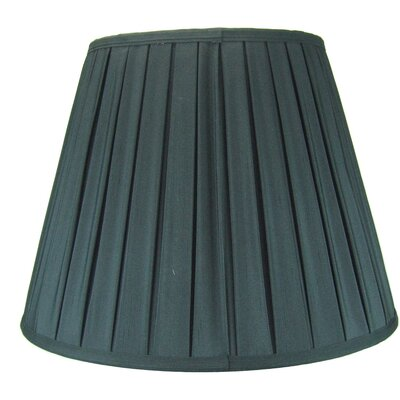 18 Metal Empire Lamp Shade Color: Black