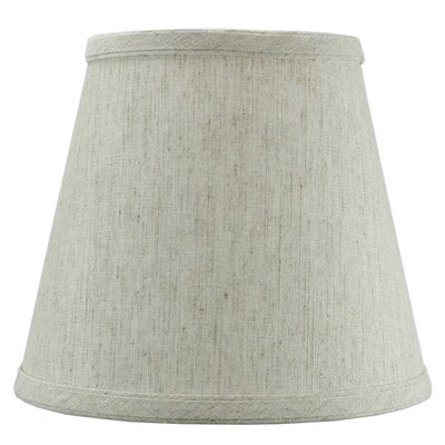 8 Shantung Empire Lamp Shade Color: Oatmeal