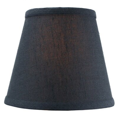 8 Shantung Empire Lamp Shade Color: Slate Blue