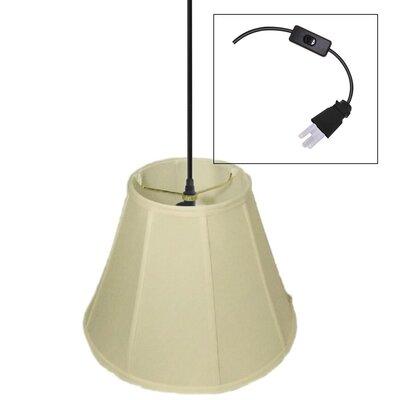 Karen 1-Light LED Inverted Pendant
