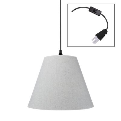Kauffman 1-Light LED Inverted Pendant