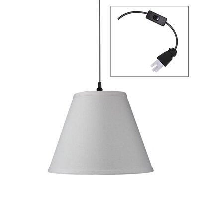 Sanford 1-Light LED Inverted Pendant