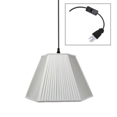 Amsterdam 1-Light LED Inverted Pendant