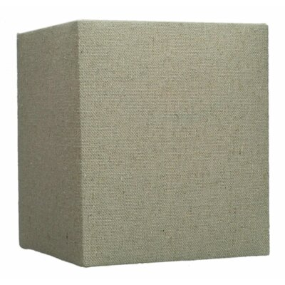 6 Linen Square Lamp Shade