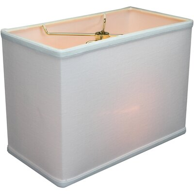 New 12 Linen Rectangular Lamp Shade