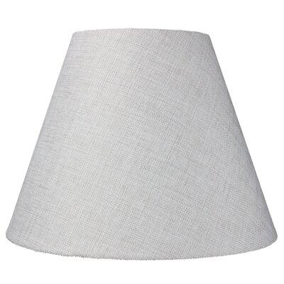 14 Fabric Empire Lamp Shade Color: Khaki