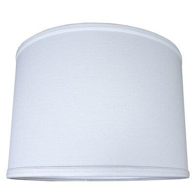 14 Linen Drum Lamp Shade