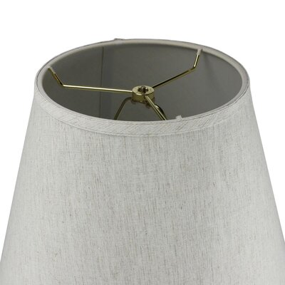 Josephine 1-Light Inverted Pendant Shade Color: Textured Oatmeal