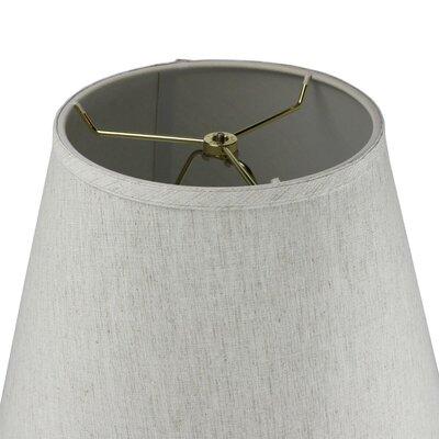 Josephine 1-Light LED Inverted Pendant Shade Color: Textured Oatmeal