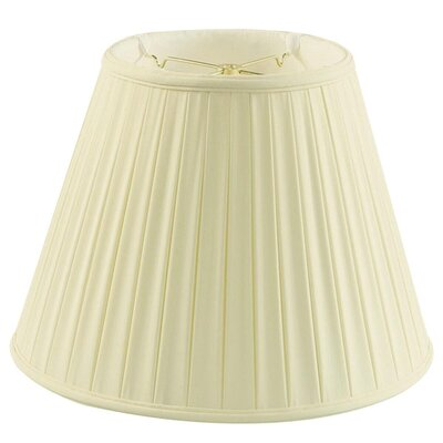Julius 1-Light Inverted Pendant Shade Color: Eggshell