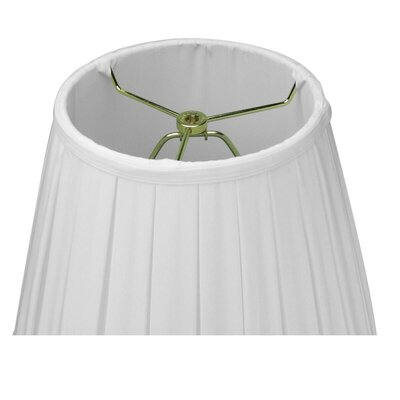 Joshua 1-Light LED Inverted Pendant Shade Color: White