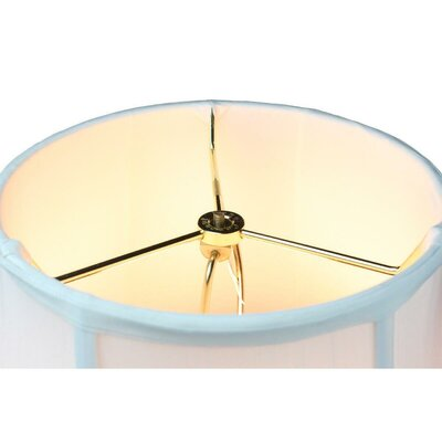 Juliette 1-Light Inverted Pendant Shade Color: White