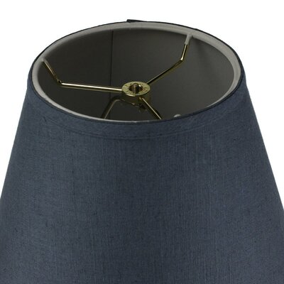 Jonathan 1 Light LED Inverted Pendant Shade Color: Textured Blue Slate