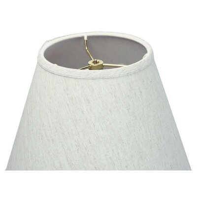 Jonathan 1 Light Inverted Pendant Shade Color: Textured Oatmeal