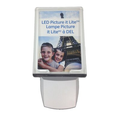 LED Night Light with Photo