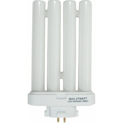 27W Frosted Fluorescent Light Bulb