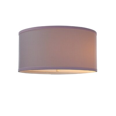 Seay Drum Semi Flush Mount
