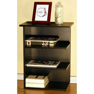 Magazine Rack Chairside End Table