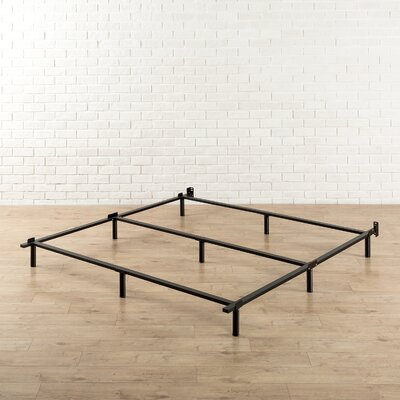 Heavy Duty Steel Bed Frame Size: California King