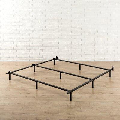 Heavy Duty Steel Bed Frame Size: California King