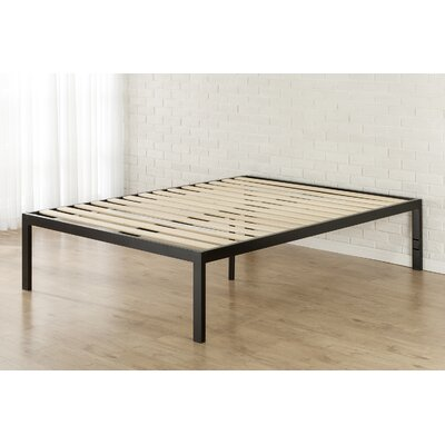 Quick Snap 18 Platform Bed Size: King