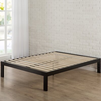Quick Snap 14 Platform Bed Size: Twin
