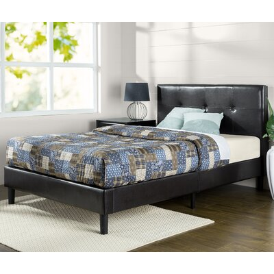 Classic Platform Bed Size: Twin