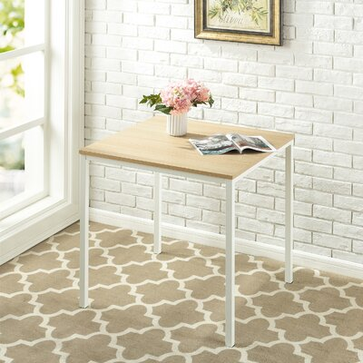 Walser End Table Color: White
