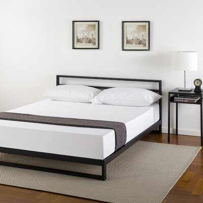 Pagano Platform Bed Size: Queen